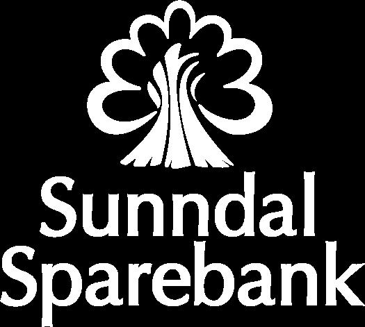 Sunndal Sparebank hvit