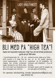 hightea flyer