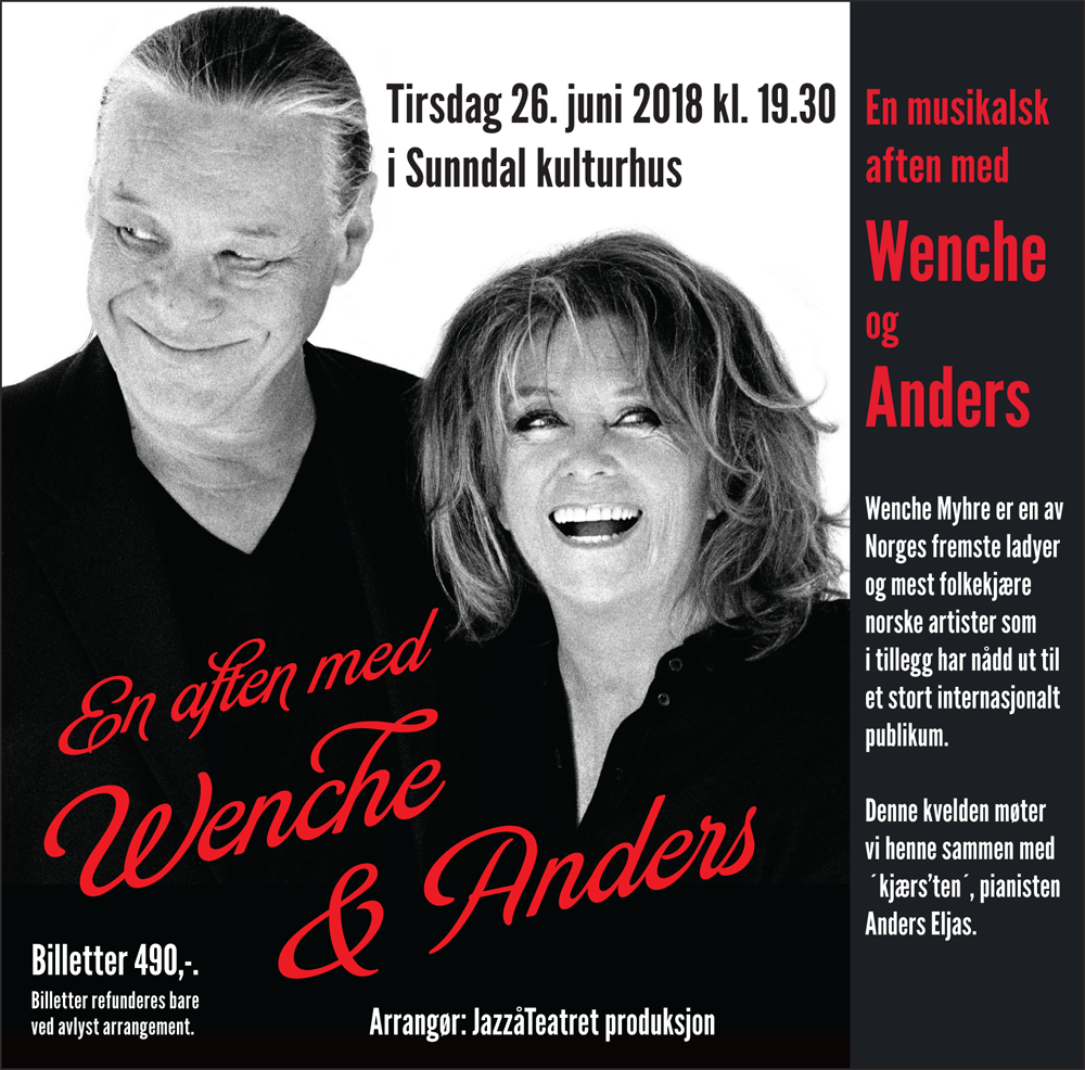 wenche poster